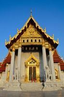 Templo de Benjamaborpit, Bangkok foto