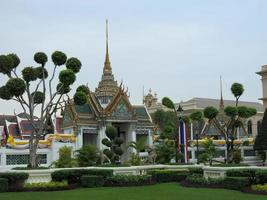 Grand Palace, Bangkok, Thailand photo
