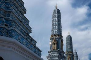 Prang at Wat Phra Kaeo