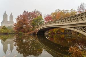 Bow bridge photo