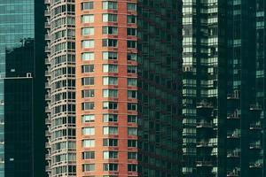 edificio de apartamentos foto