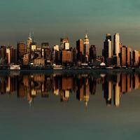 skyline de midtown manhattan