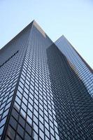 LA skyscraper photo