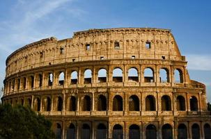 Rome Colosseum, Rome Italy photo