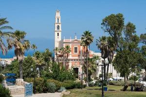 St. Peter's Church in Jaffa photo