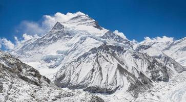 cho oyu, do acampamento base