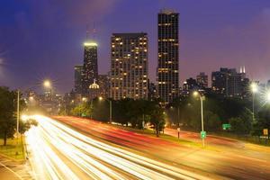 Chicago never sleeps