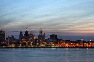 Skyline van Philadelphia