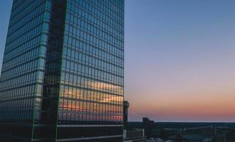 Dallas, TX Sunset