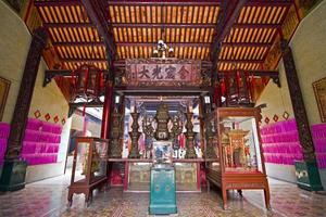 Chinese Temple - Ho Chi Minh City, Vietnam photo