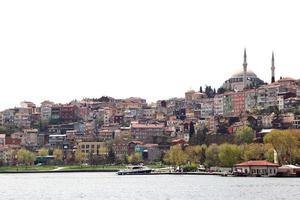 skyline van istanbul