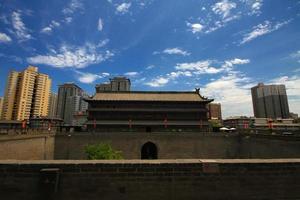 muralla de la ciudad de xi'an