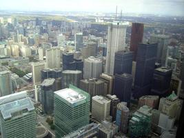 Toronto from the top photo