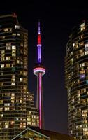 Toronto night photo