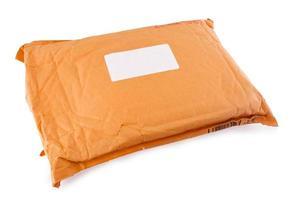 The parcel photo