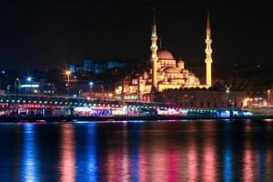 Istambul à noite