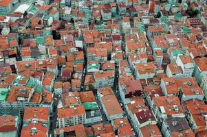 Häuser in Istanbul
