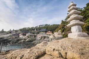 Templo Haedong Yonggungsa foto