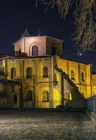 Basílica de San Vitale, Rávena, Italia