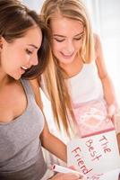 Female friends photo