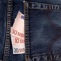 Pocket money photo