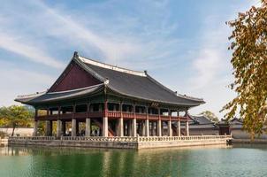 pabellón gyeonghoeru foto