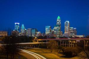 Evening Rush Hour Commute In Charlotte, North Carolina 4 photo