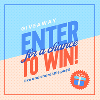 Enter To Win Social Media Post
