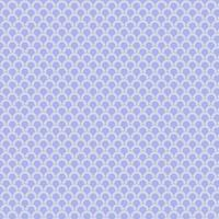 Purple Japanese Rounded Wave Pattern Background vector