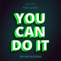 You Can Do It Text Set