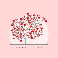 Background for Propose Day