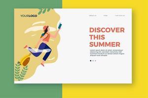landing page estate e vacanze