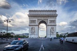 Arco del Triunfo foto