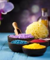 orquídeas, productos orgánicos, spa