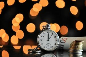 time and money, business concept