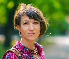 woman portrait photo