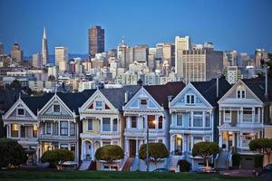 The Painted Ladies of San Francisco photo