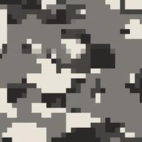 Digital Camo Style Pattern Background vector