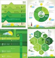 Ecology Nature Infographic