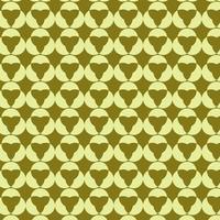 verde lima retro repetición de patrones sin fisuras