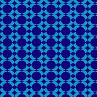 plantilla de diseño de patrón elegante azul