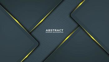 Overlapping Angles Geometric Dark Background