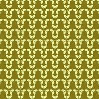 bom padrão retro verde limão verde