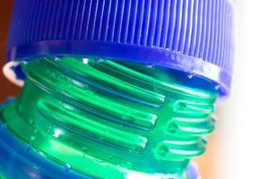 Close up bottle photo
