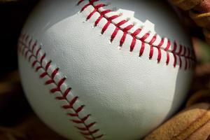 beisbol de cerca foto