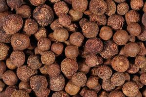 Allspice close up