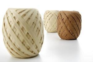 Ribbons, close-up