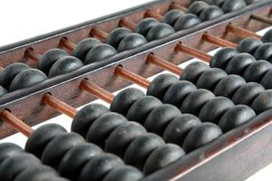 close-up abacus