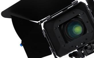 close-up da câmera