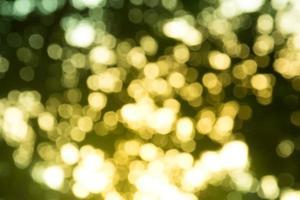 Bokeh blur background photo